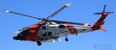 Coast Guard Helicopter Training
